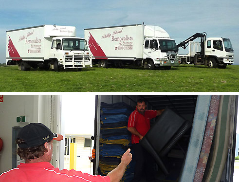 About Phillip Island Removalists and Storage